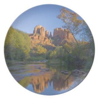 AZ, Arizona, Sedona, Crescent Moon Recreation Plate