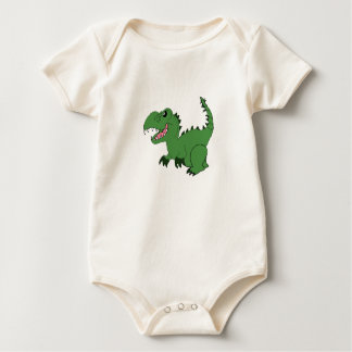 AZ- Baby Dinosaur outfit Creeper