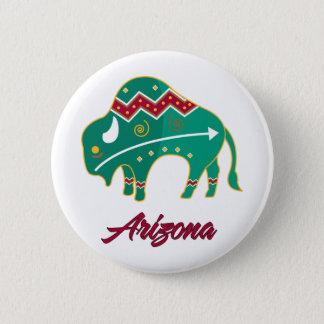 AZ Buffalo Clan 2 6 Cm Round Badge