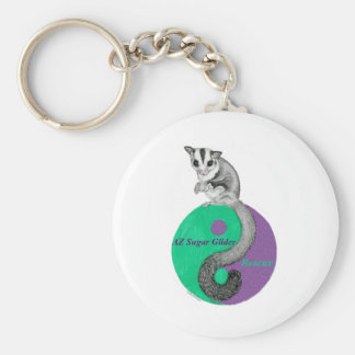 Az Sugar Glider Rescue Key Ring