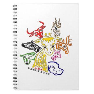 AZA Ungulates Note Book