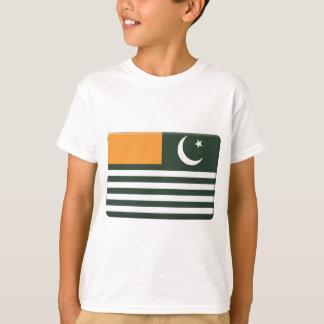 Azad Kashmir Flag PERSONALIZE Shirt