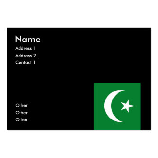 Azadkashmir Business Card