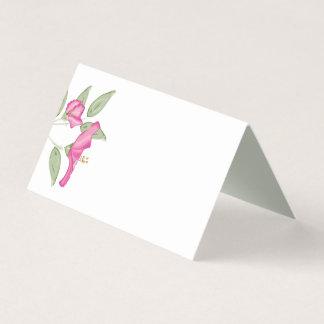 Azalea Blank Place Cards