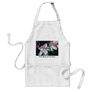 Azalea Blossom lrg, Azalea Blossoms by Linda Ho... Standard Apron