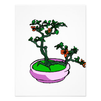 Azalea Bonsai Orange Flowers Bonsai Graphic Invites