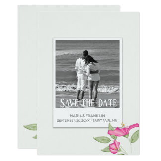 Azalea Save the Date Card