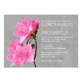 Azalea Wedding Invitations