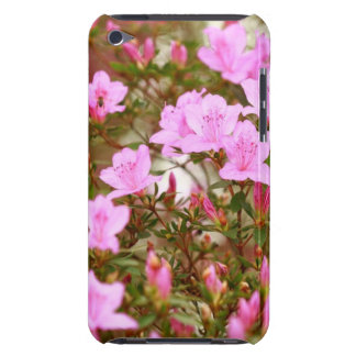 Azaleas blooming in springtime Case-Mate iPod touch case