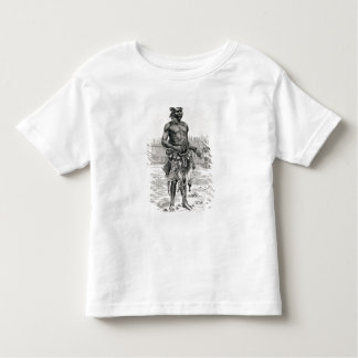 Azandeh  Binsa or Witch Doctor Toddler T-Shirt