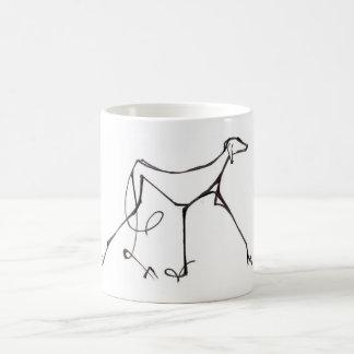 Azawakh Mug Design by David Moore