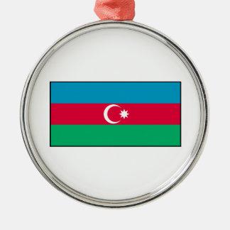 Azerbaijan - Azerbaijani Flag Ornament