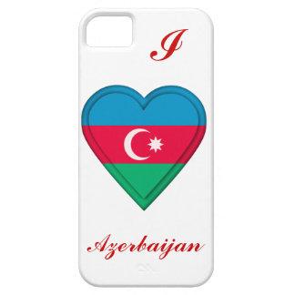 Azerbaijan Azerbaijanian flag iPhone 5 Cases