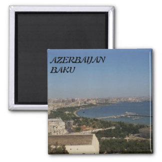 Azerbaijan, Baku magnet