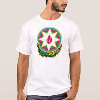 Azerbaijan Coat of arms AZ T-Shirt