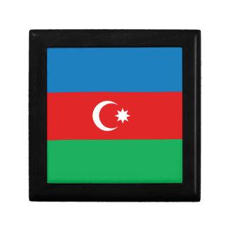 Azerbaijan Flag Gift Box
