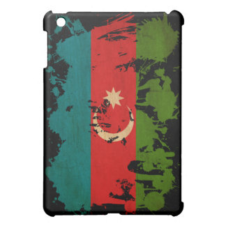 Azerbaijan Flag Cover For The iPad Mini