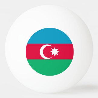 Azerbaijan Flag Ping Pong Ball
