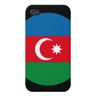 Azerbaijan iPhone 4 Cover