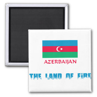 Azerbaijan Magnet