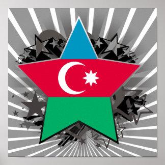 Azerbaijan Star Poster