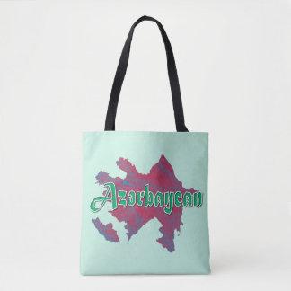 Azerbaijan Tote Bag