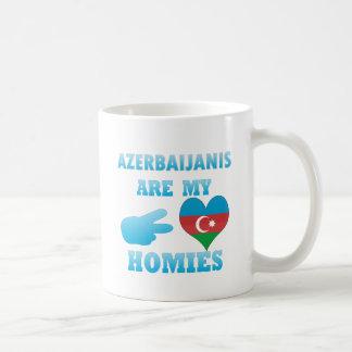 Azerbaijanis are my Homies Mug