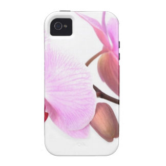 Aziza Orchid Blossoms Case-Mate iPhone 4 Cover