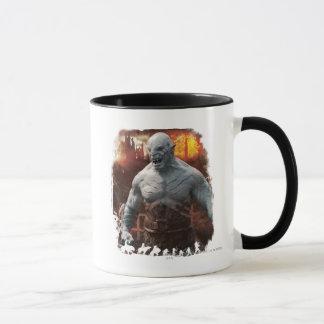 Azog & Orcs Silhouette Graphic Mug