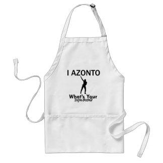 Azonto designs standard apron