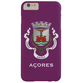Azores Angra do Heroismo I-Phone Case Barely There iPhone 6 Plus Case