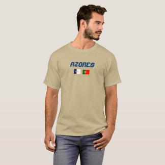 Azores Custom Flag Shirt