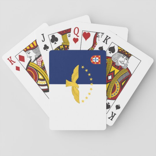 Azores - Flag Playing Cards