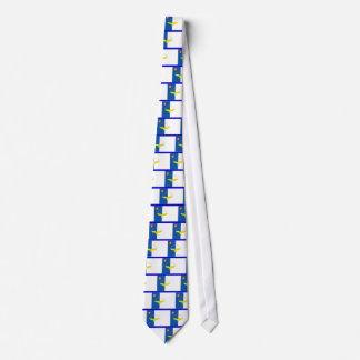 Azores Flag Tie