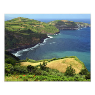 Azores islands, Portugal Photo Print
