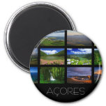 Azores Landscapes Magnets