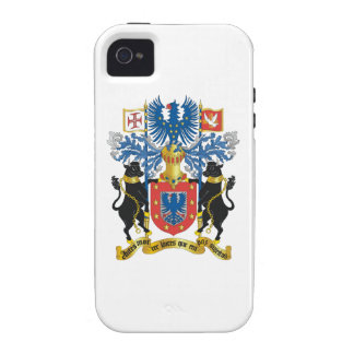 Azores (Portugal) Coat of Arms Vibe iPhone 4 Cases