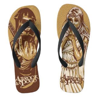 Azrock & Pogo - FlipFlops Flip Flops