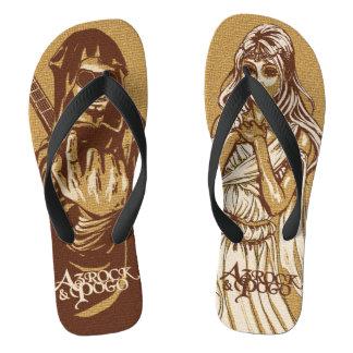 Azrock & Pogo - Mens FlipFlops Flip Flops