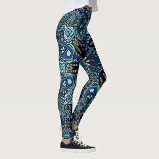 Aztec #1 leggings