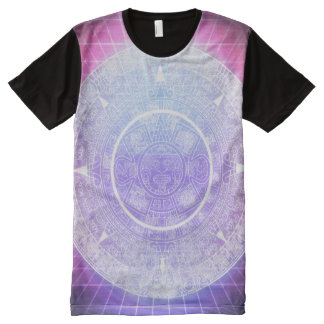 Aztec Aesthetics All-Over Print T-Shirt
