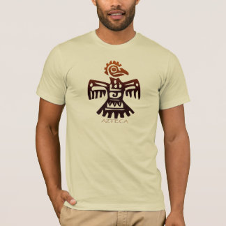 AZTEC Ancient Bird Spirit Fashion Art T-Shirt
