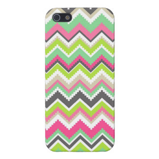 Aztec Andes Tribal Mountains Chevron Zig Zags iPhone 5 Case