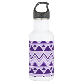 Aztec Andes Tribal Mountains Triangles Chevrons 532 Ml Water Bottle