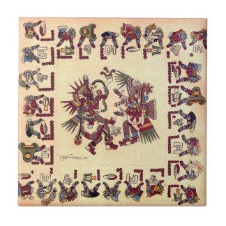 Aztec Art Tile