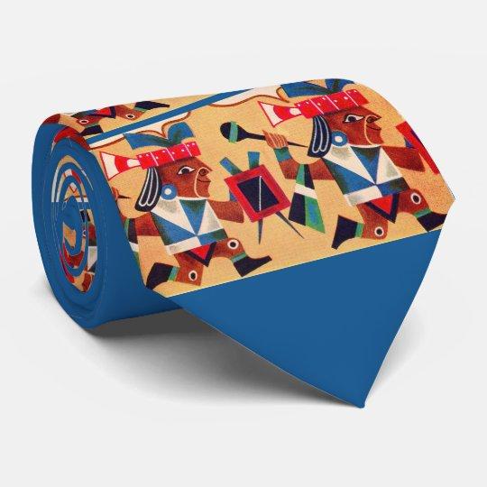 Aztec Aztecs Tie
