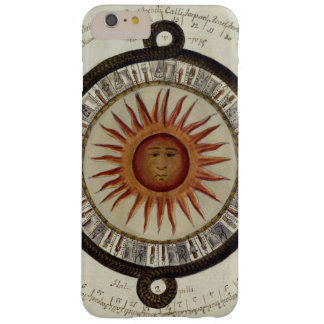 Aztec Calendar Barely There iPhone 6 Plus Case