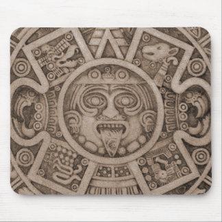 Aztec Calendar Mouse Mat