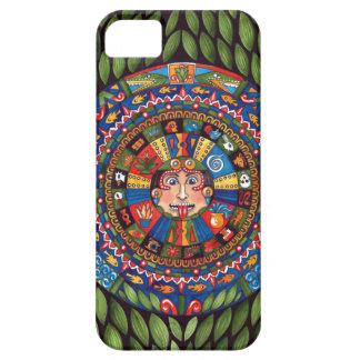Aztec Calendar Phone case