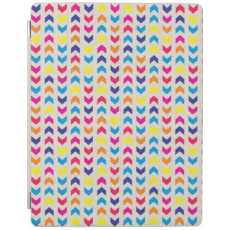 Aztec Chevron colorful iPad Cover